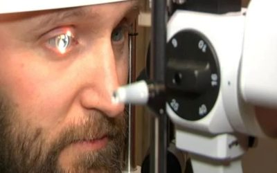Sports Eye Safety Month: Chippewa Valley men share their stories about dangers of eye injuries