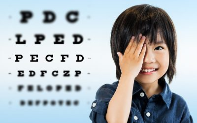 Good Vision and Overall Health are Vital to Learning