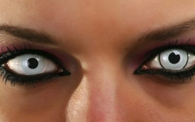 Scary Lenses: Five Frightening Risks of Wearing Costume Contact Lenses