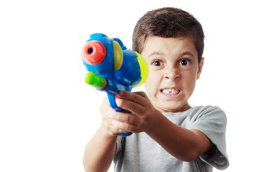 Avoid Toy-Related Eye Injuries Over The Holidays With These Tips
