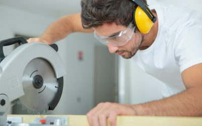 Nearly All Workplace Eye Injuries Can Be Avoided with Eye Protection